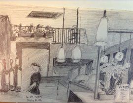 Cafe Venetia, Palo Alto