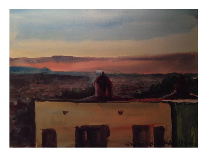 Noche en San Miguel