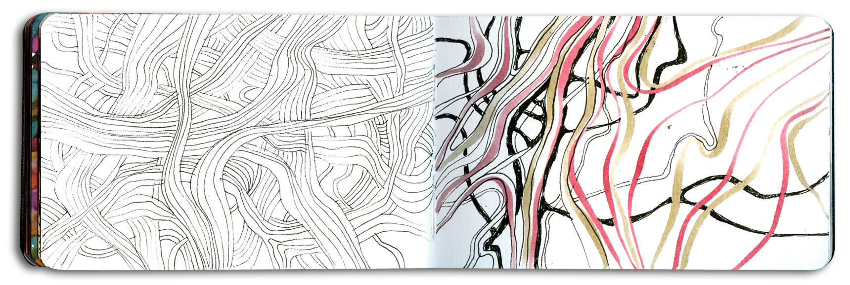 sketchbook small 2011/15
