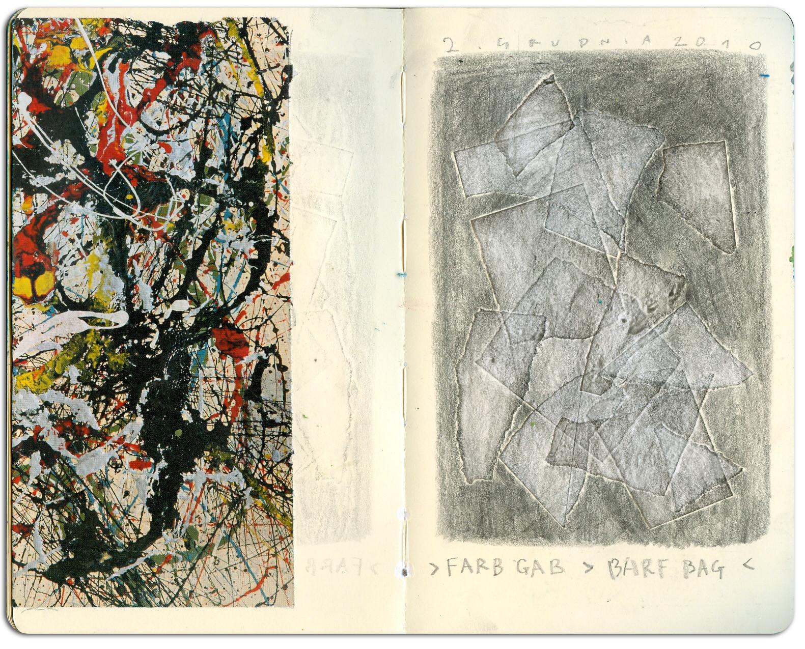 sketchbook A5/2011/01