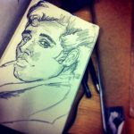 Danny  5minute Sketch