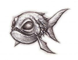 Something fishie.