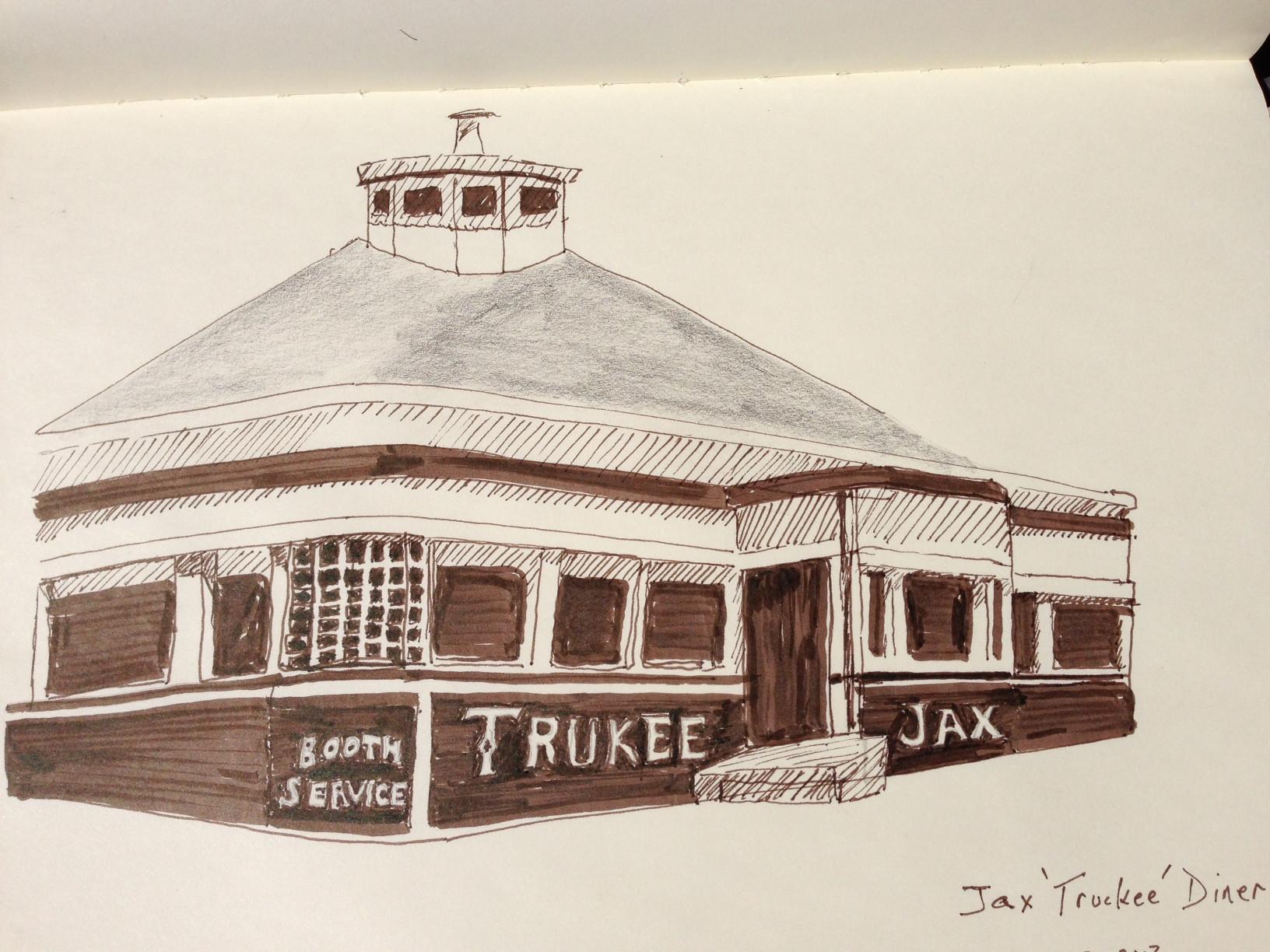 """Jax """"Truckee"""" Diner"""