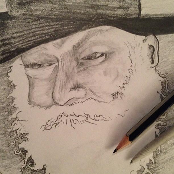 Morning Old Man