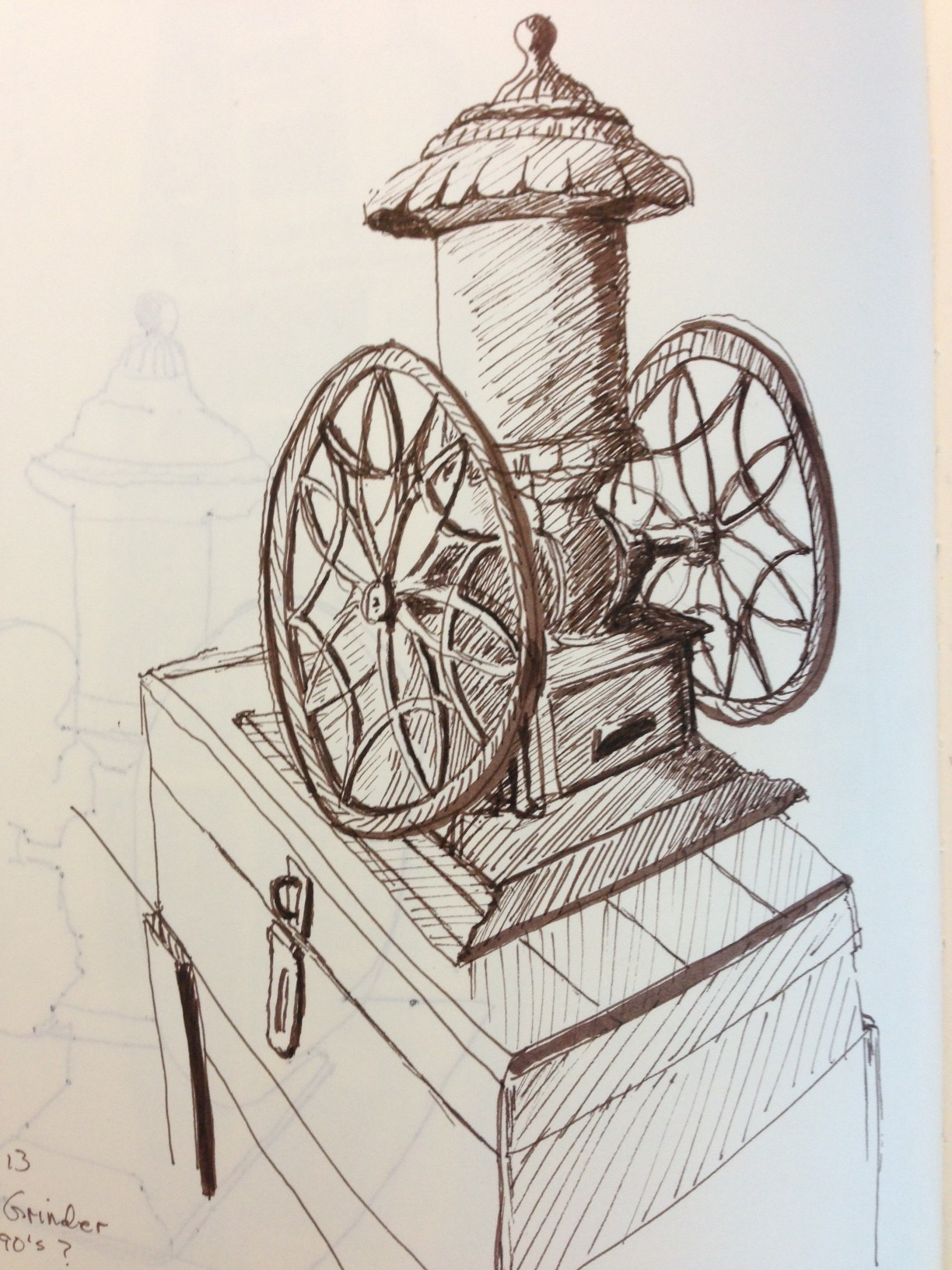 Coffee Grinder – old school