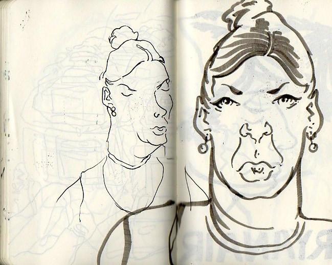 Ryanair Air Hostess