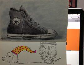 Drawings in May