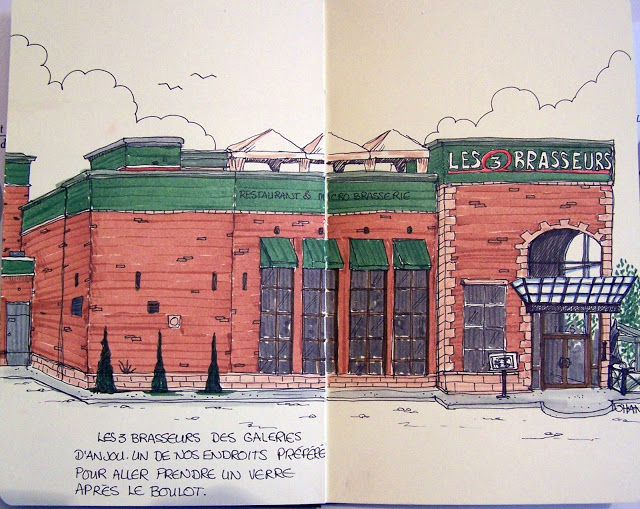 Les 3 Brasseurs – Montreal