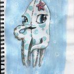 Fluffy Squid