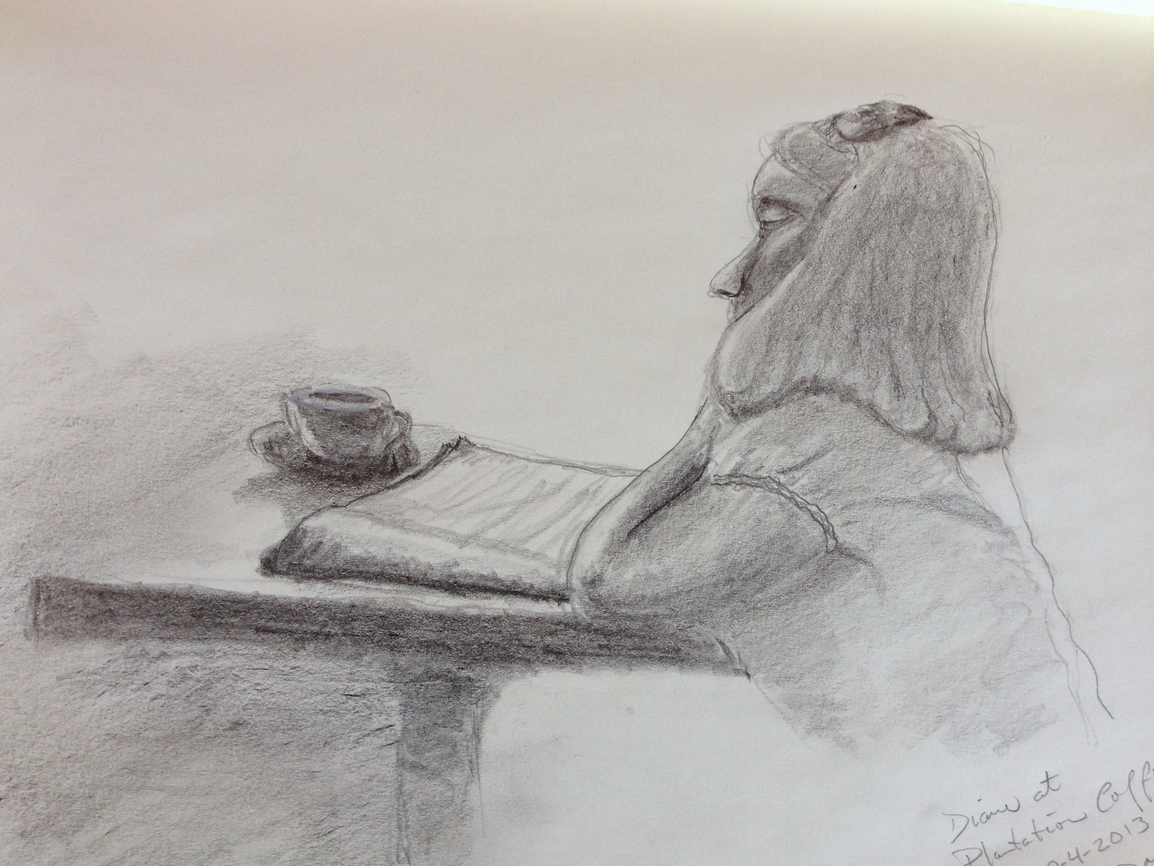 Diane's Coffee Break