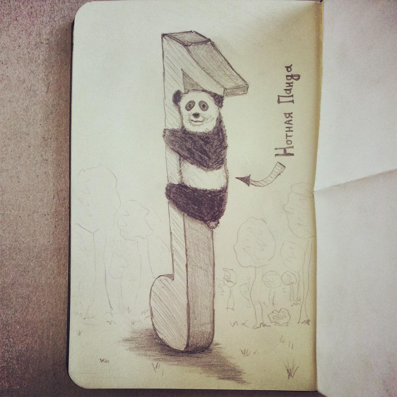 Note Panda