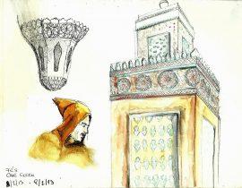 arabian nights – colours of morocco