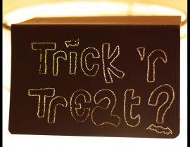 Trick 'r Teat?
