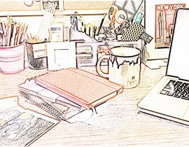 Sketch-a-Desk