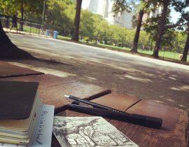 Petite pause à Central park