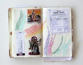 Travel Journal, Mysore, India
