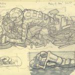 JP Peer Moleskine Page- Superbike