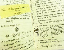 Saving Handwriting