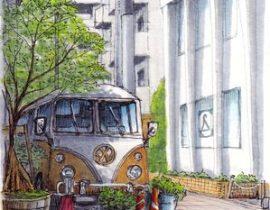 Volks Wagen Cafe
