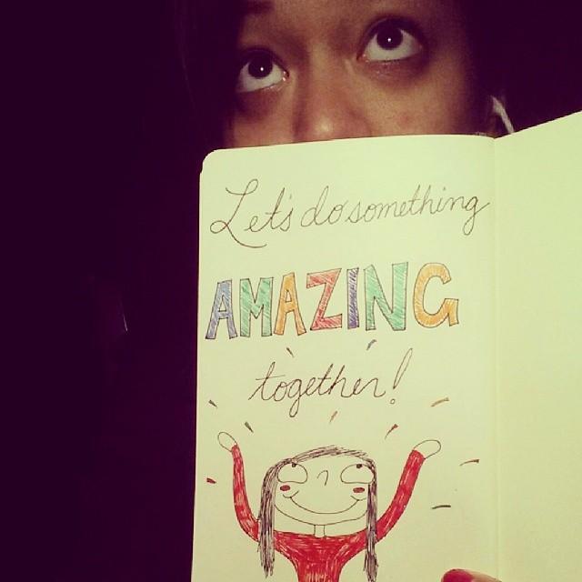 Let's do something amazing together!