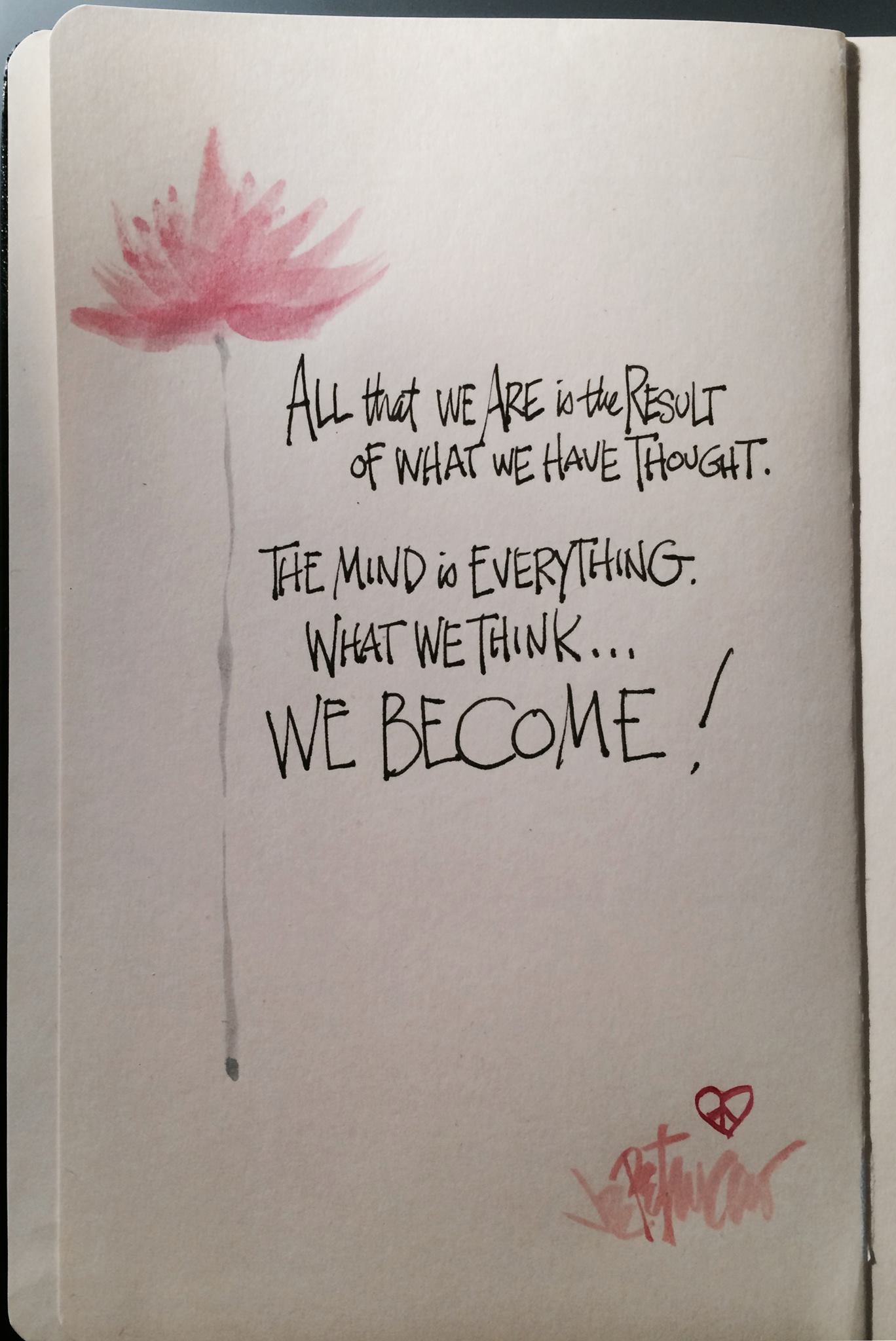 What we Think…..