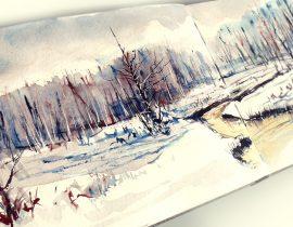 Moleskine Watercolour Notebook