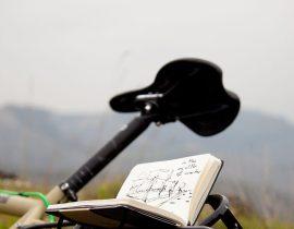 The Moleskine Cinelli notebook