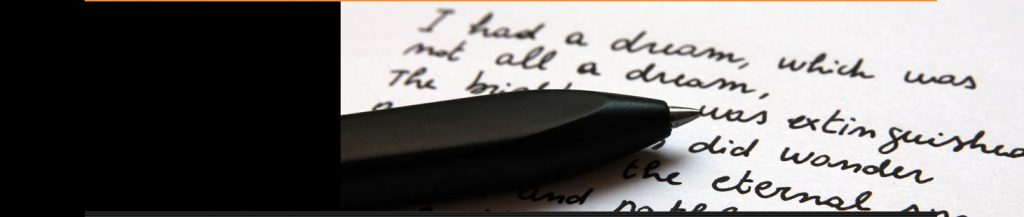 Handwriting Day 2014