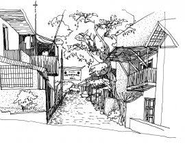 04-gentrification in Urban Village of Jakarta