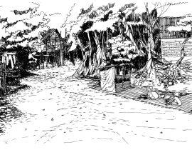 10-Ciliwung River, Jakarta