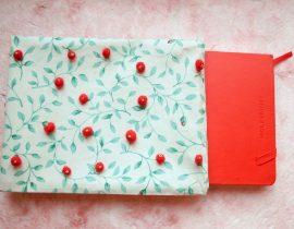 Berry Moleskine Cover
