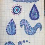 MOLESKINE BLUE