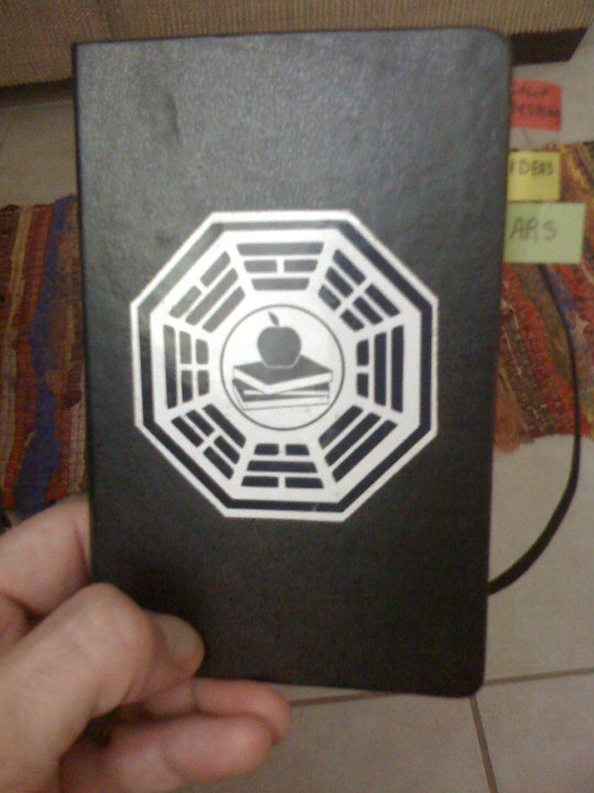 MY FIRST MOLESKINE WITH DHARAM EDUCATION LABEL