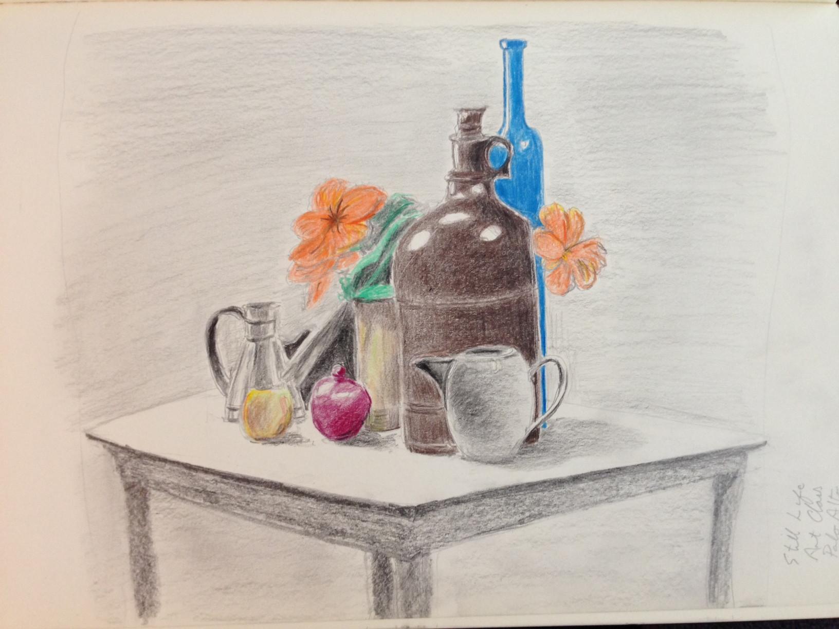 Monday Art Class