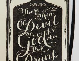 Ain't no devil