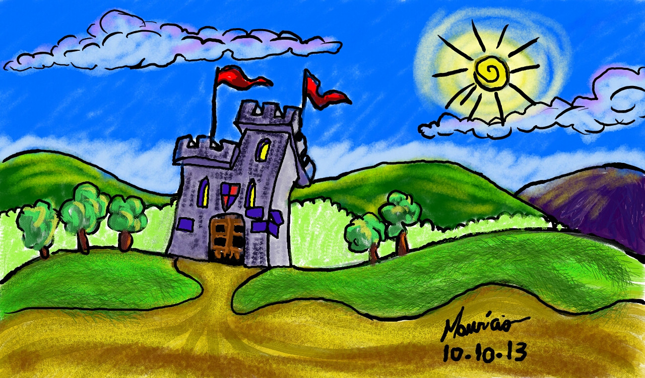 Castelo e Viking