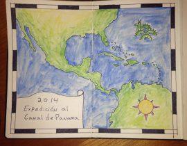 Expedicion al Canal de Panama