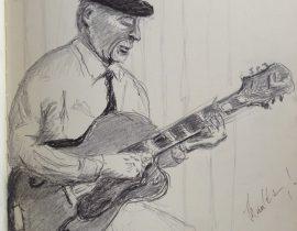 Jazz Giutarist Duncan J.