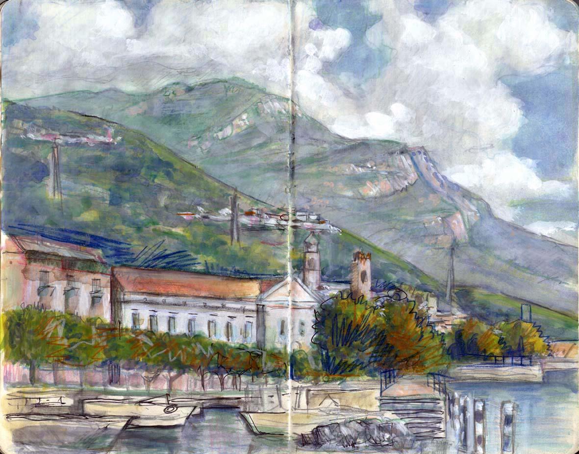 Lovere, lungolago  -Bergamo –