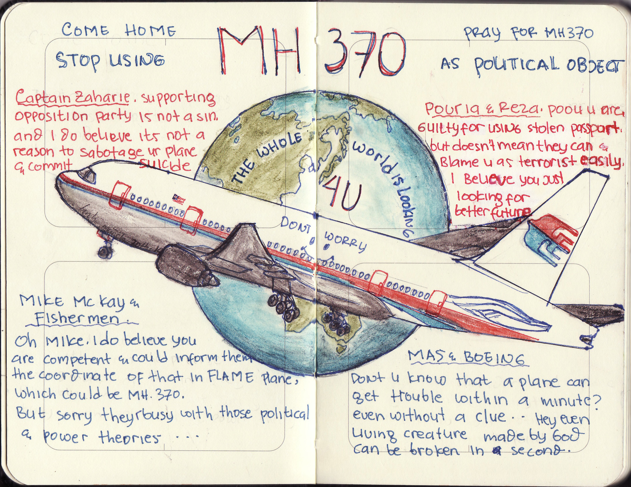 THERE IS STILL HOPE FOR MH370