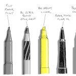 My Favorite Pens