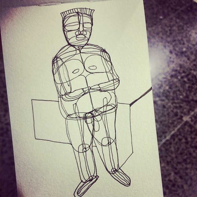 Portrait sketch-12032014