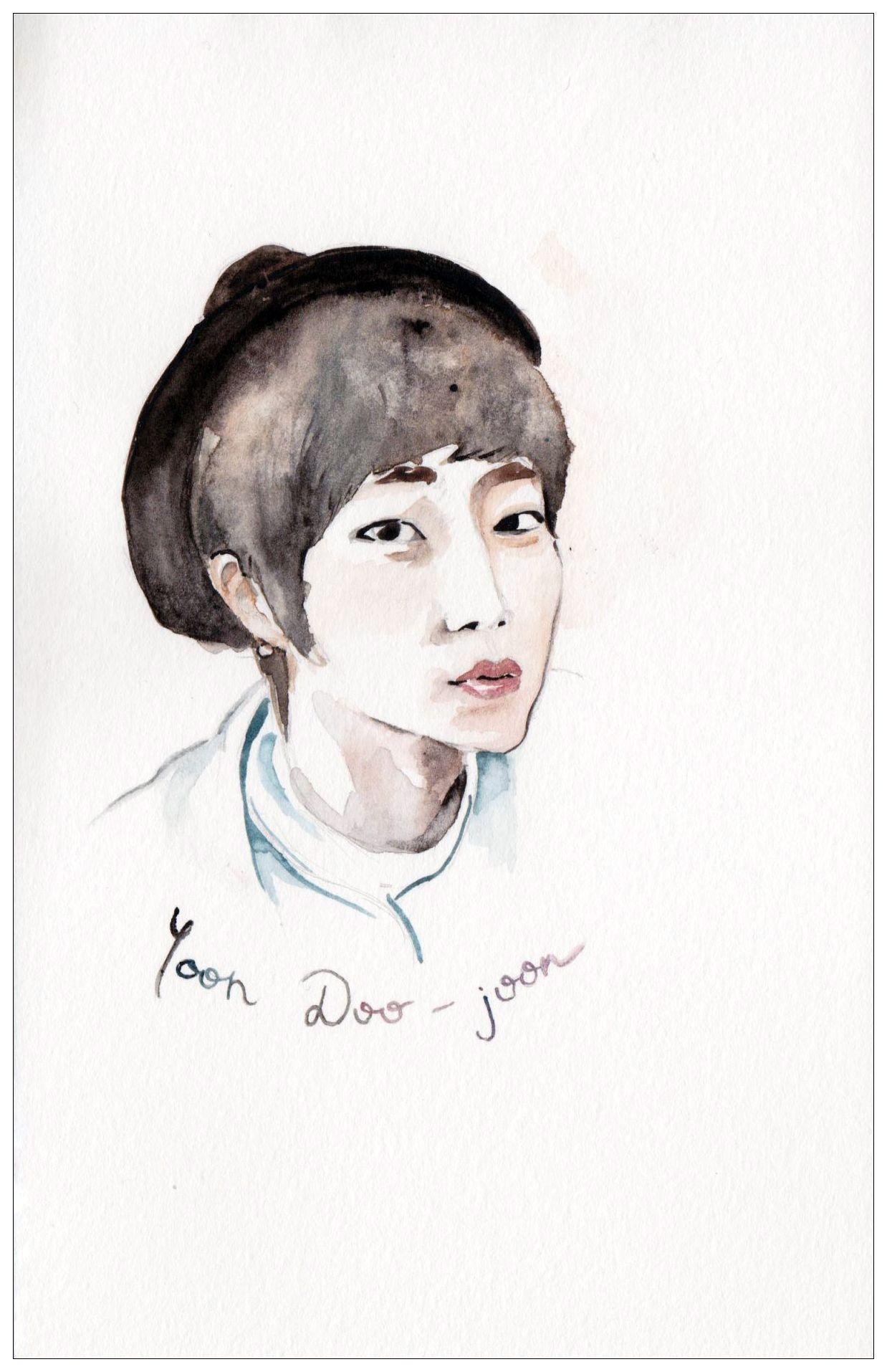 Portrait of Yoon Doo Joon