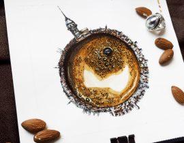 All The Turkish Coffee I need