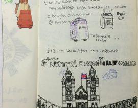 my Little trip-London 5