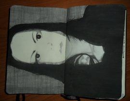 Me black&white