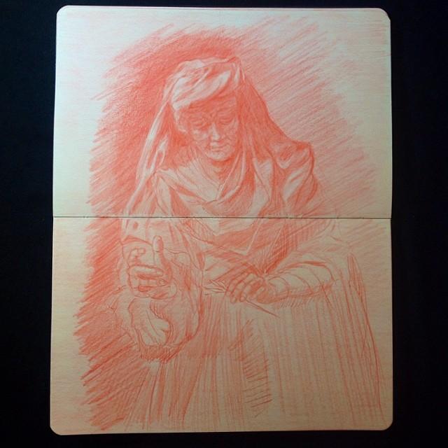 Saint Irene (Jusepe de Ribera)