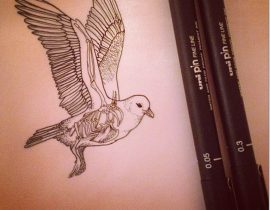 Boney Birdy