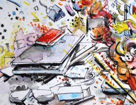 Deskplosion! /DETAIL-1