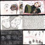 Anna Koppmann 2 – FACE OF A STRANGER – ESMOD Munich